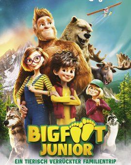 Bigfoot Junior 2 – Ein tierisch verrückter Familientrip
