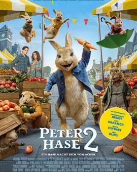 Peter Hase 2 – Ein Hase macht sich vom Acker